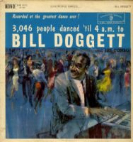 Bill Doggett and Combo - 3,046 People Dance 'Til 4. a.m. (WM  4042)
